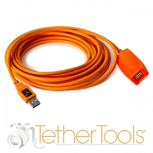 테더툴즈 카메라케이블 연장선 TetherPro USB 2.0 SuperSpeed Active Extension Cable  4.6m