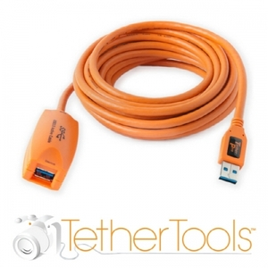 테더툴즈 카메라케이블 연장선 TetherPro USB 3.0 SuperSpeed Active Extension Cable 4.6m